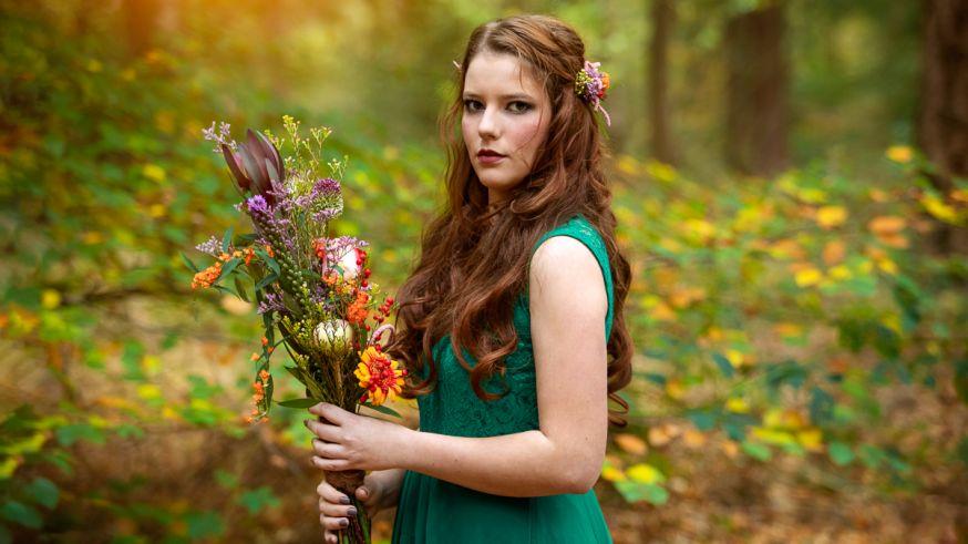 Portretfoto's maken in de herfst